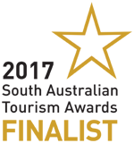 South Australian Tourism Industry Council 2017 Award Finalist